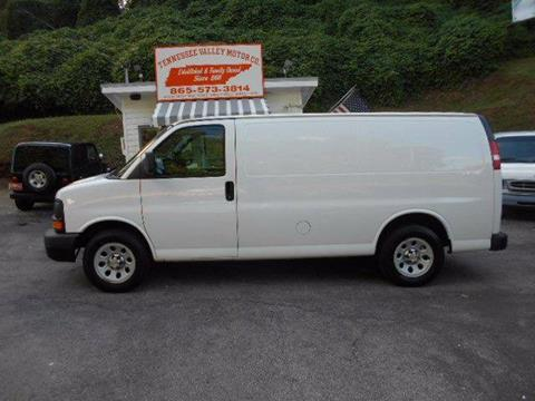 2012 Chevrolet Express Cargo For Sale In Knoxville TN