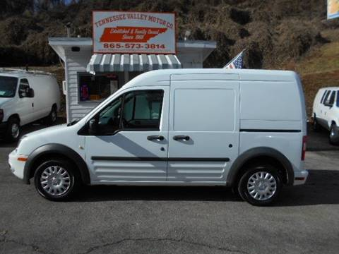 2012 Ford Transit Connect For Sale In Knoxville TN