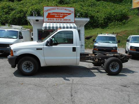 2001 Ford F-350 Super Duty for sale in Knoxville, TN