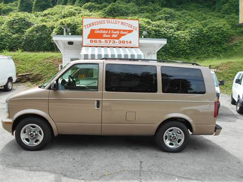 2005 GMC Safari for sale in Knoxville, TN
