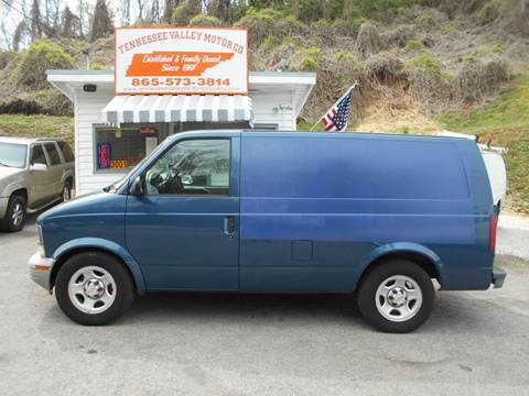 2004 Chevrolet Astro Cargo for sale in Knoxville, TN