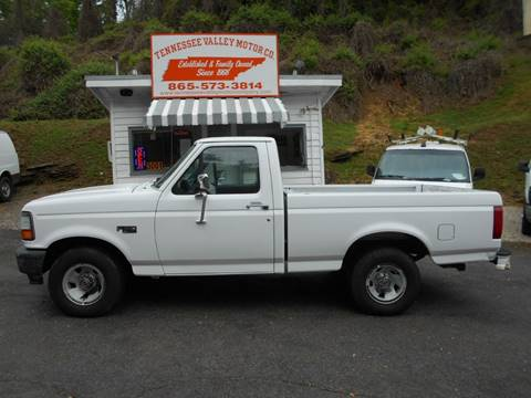 1995 Ford F-150 for sale in Knoxville, TN