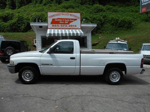 Pickup Truck For Sale in Knoxville, TN - Tennessee Valley Motor Co