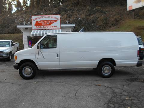 2003 Ford E-Series Cargo for sale in Knoxville, TN