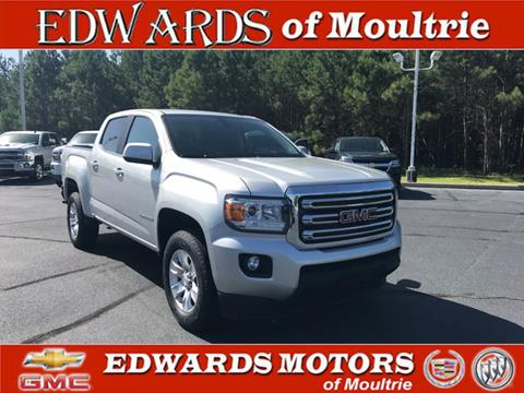 2017 GMC Canyon for sale in Moultrie, GA