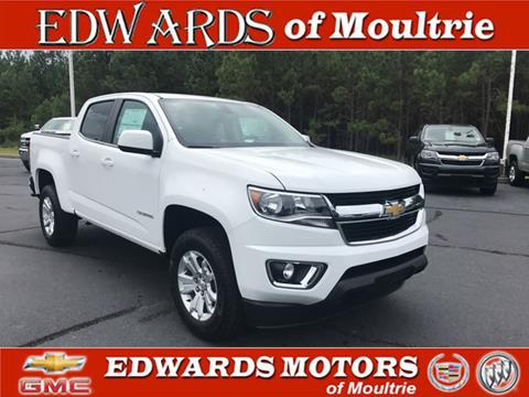 2018 Chevrolet Colorado for sale in Moultrie, GA