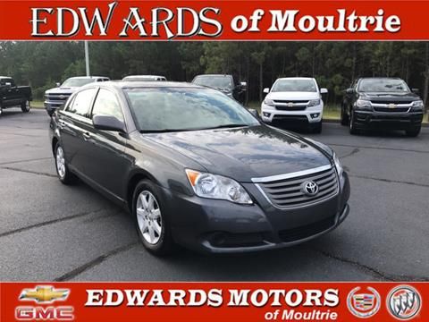 2010 Toyota Avalon for sale in Moultrie, GA