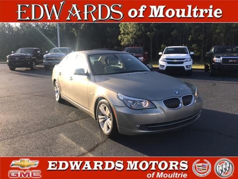 2010 BMW 5 Series for sale in Moultrie, GA