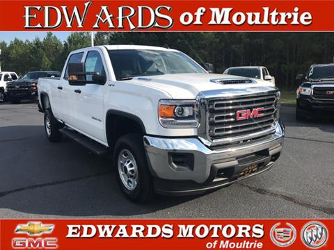 2018 GMC Sierra 2500HD for sale in Moultrie, GA