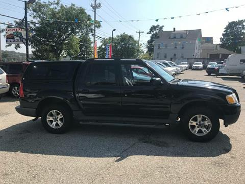 2005 Ford Explorer Sport Trac for sale in Providence, RI