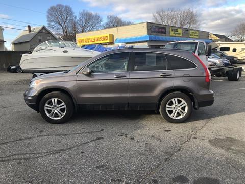 2011 Honda CR-V for sale in Providence, RI