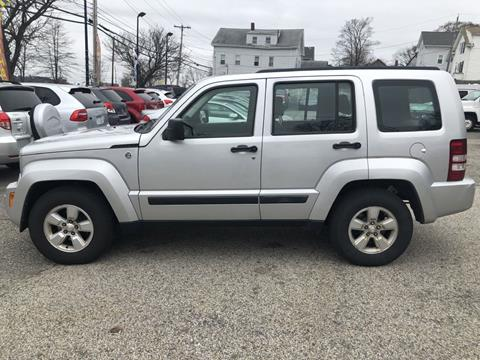 2010 Jeep Liberty for sale in Providence, RI