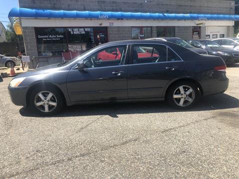 2004 Honda Accord for sale in Providence, RI