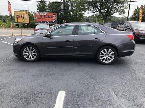 2013 Chevrolet Malibu for sale in Providence, RI
