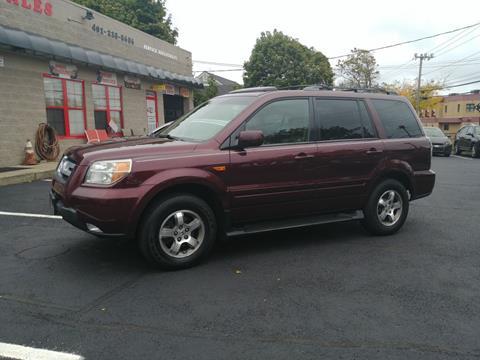 2008 Honda Pilot for sale in Providence, RI