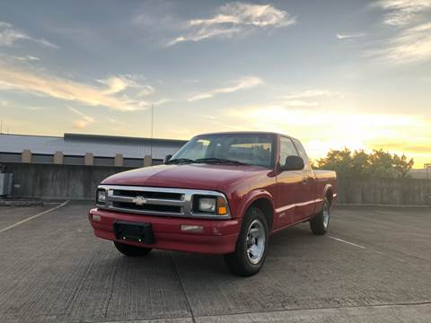 1997 Chevrolet S-10 for sale at Rave Auto Sales in Corvallis OR