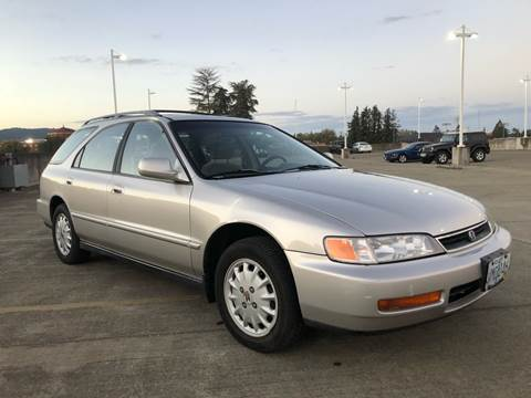 1997 Honda Accord For Sale In Corvallis, OR