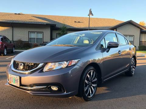 2015 Honda Civic for sale in Corvallis, OR