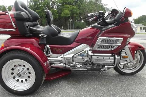 2001 Honda Goldwing for sale in Ocala, FL