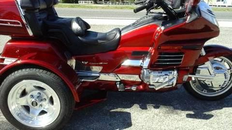 1999 Honda Goldwing for sale in Ocala, FL