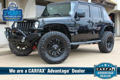 2007 Jeep Wrangler Unlimited for sale in Mesquite, TX
