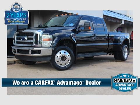 2008 Ford F-450 Super Duty for sale in Mesquite, TX