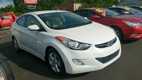 2013 Hyundai Elantra for sale in Kinston, NC