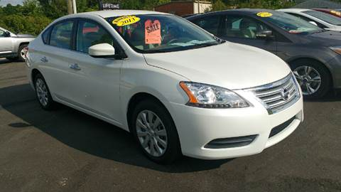 2013 Nissan Sentra for sale in Kinston, NC