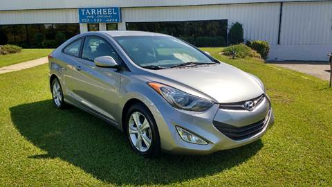 2013 Hyundai Elantra Coupe for sale in Kinston, NC