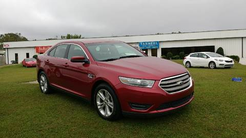 2013 Ford Taurus for sale in Kinston, NC