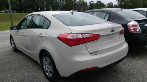 2015 Kia Forte for sale in Kinston, NC