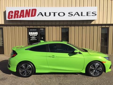 2016 Honda Civic for sale in Grand Island, NE