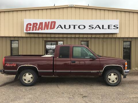 1998 Chevrolet C/K 1500 Series For Sale In Grand Island, NE