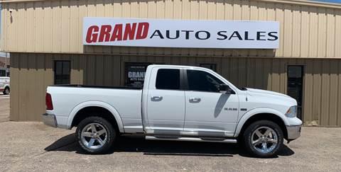 2010 Dodge Ram Pickup 1500 for sale in Grand Island, NE
