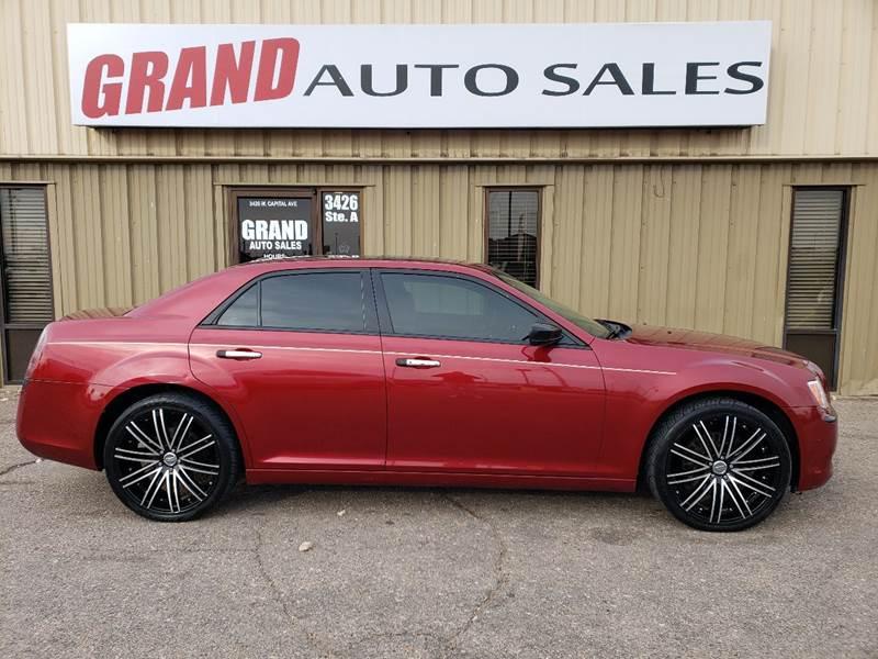 2011 Chrysler 300 for sale at GRAND AUTO SALES in Grand Island NE