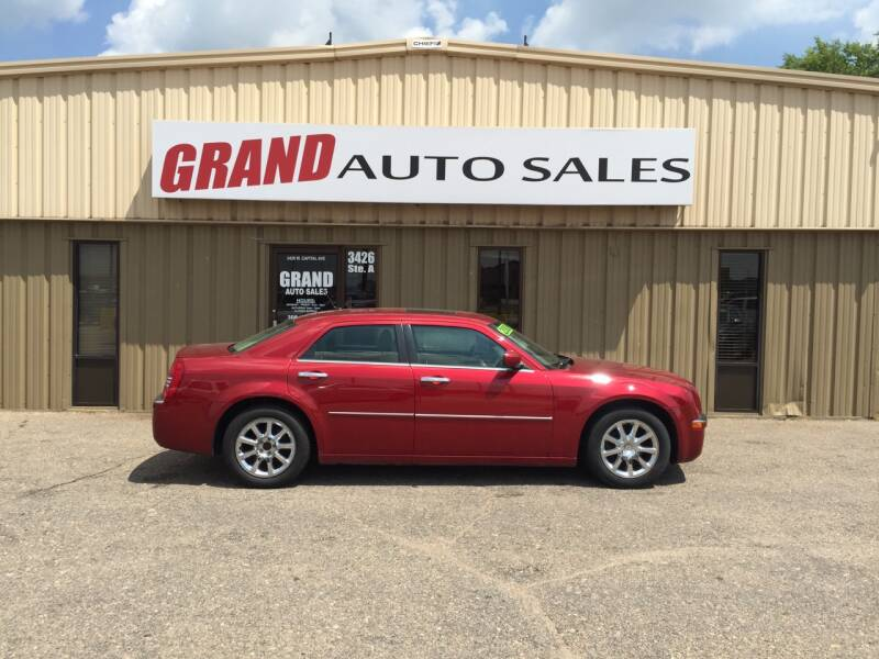2008 Chrysler 300 for sale at GRAND AUTO SALES in Grand Island NE