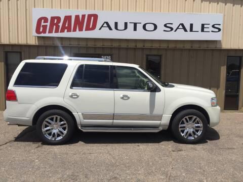 2008 Lincoln Navigator for sale at GRAND AUTO SALES in Grand Island NE