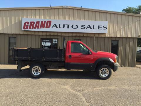 2005 Ford F-250 Super Duty for sale at GRAND AUTO SALES in Grand Island NE