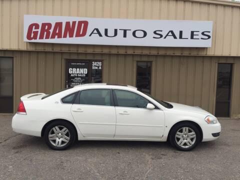 2007 Chevrolet Impala for sale at GRAND AUTO SALES in Grand Island NE