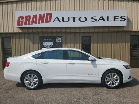 2019 Chevrolet Impala for sale at GRAND AUTO SALES in Grand Island NE