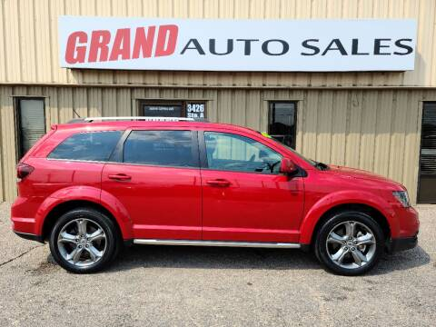 2018 Dodge Journey for sale at GRAND AUTO SALES in Grand Island NE