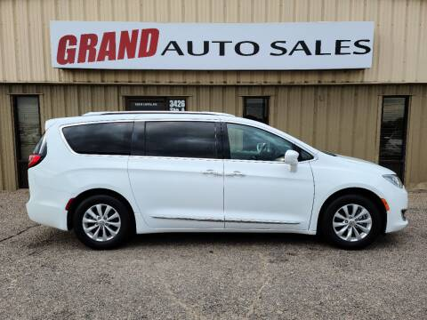 2019 Chrysler Pacifica for sale at GRAND AUTO SALES in Grand Island NE
