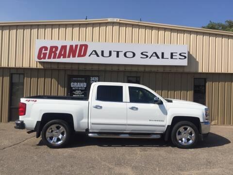 2018 Chevrolet Silverado 1500 for sale at GRAND AUTO SALES in Grand Island NE