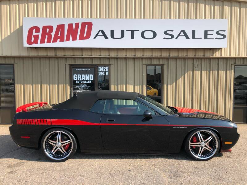 2009 Dodge Challenger for sale at GRAND AUTO SALES in Grand Island NE