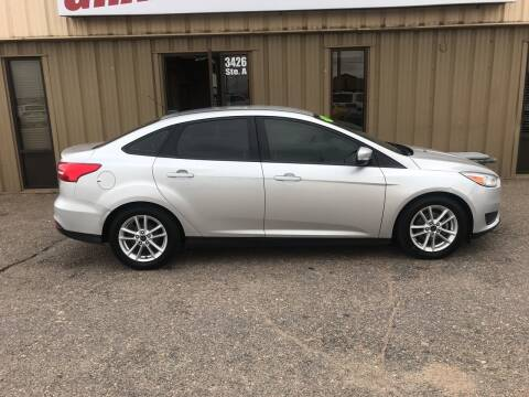 2017 Ford Focus for sale at GRAND AUTO SALES in Grand Island NE