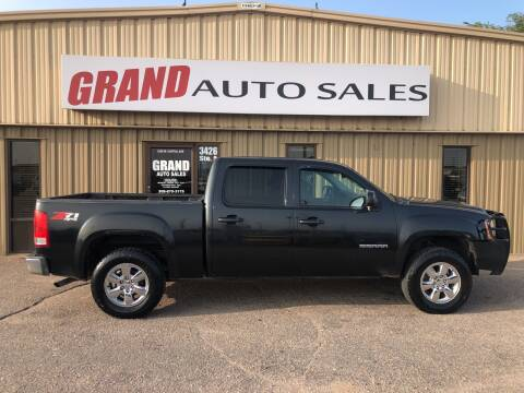 2012 GMC Sierra 1500 for sale at GRAND AUTO SALES in Grand Island NE