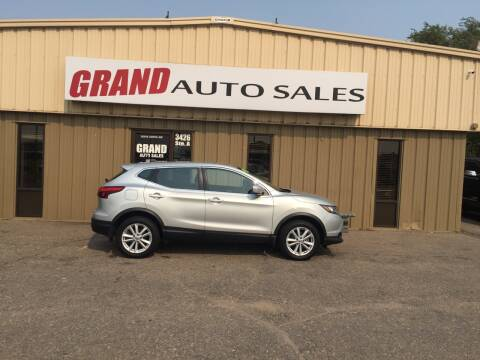 2017 Nissan Rogue Sport for sale at GRAND AUTO SALES in Grand Island NE
