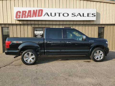 2020 Ford F-150 for sale at GRAND AUTO SALES in Grand Island NE