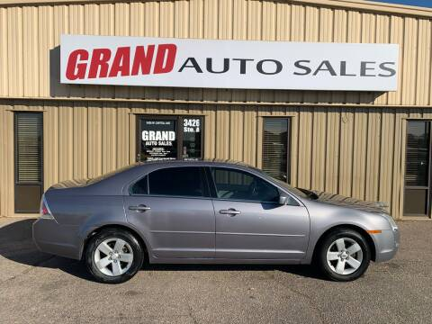 2007 Ford Fusion for sale at GRAND AUTO SALES in Grand Island NE
