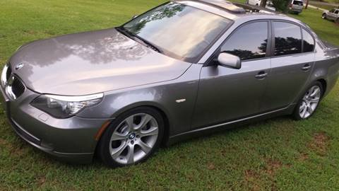 2009 BMW 5 Series for sale in Nauvoo, AL
